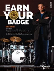 Earn Your Badge